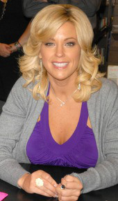 Kate Gosselin. Image courtesy of s_bukley and Shutterstock.