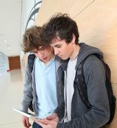 School children. Image courtesy of Shutterstock.