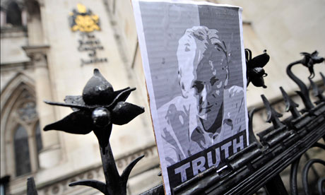 Assange Set To Lose Extradition Case