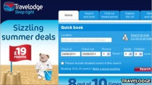 Travelodge Customer Data Stolen