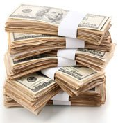 Money. Image courtesy of Shutterstock.