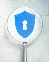 Cyber security. Image courtesy of Shutterstock