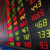 Stock market. Image courtesy of Shutterstock.
