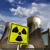Nuclear plant. Image courtesy of Shutterstock