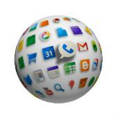 Google apps image courtesy of Wikimedia Commons