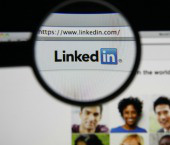 LinkedIn. Image courtesy of Shutterstock