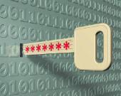 Encryption key, image courtesy of Shutterstock