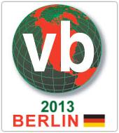 VB 2013 conference logo