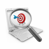 Computer Target, image courtesy of iStock