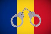 Romania arrest. Image courtesy of Shutterstock