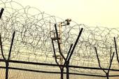 Image of Korean border defences courtesy of Shutterstock