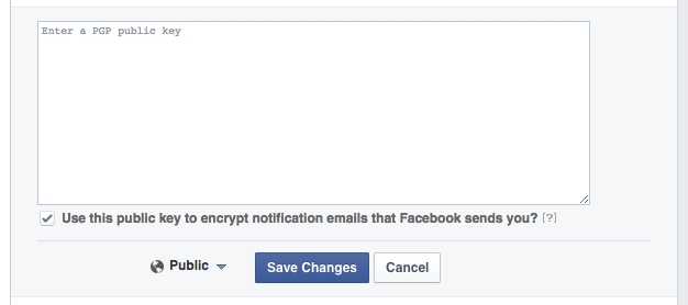 Facebook flings PGP-encrypted email at world+dog  Don't lose