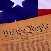 Image of constitution courtesy of Shutterstock