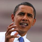 Obama, image courtesy of Shutterstock
