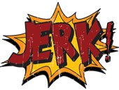 Jerk. Image courtesy of Shutterstock.