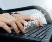 Email. Image courtesy of Shutterstock