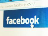 Facebook and cursor