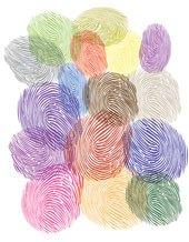 Fingerprints. Image courtesy of Shutterstock.