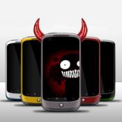 Sinister smartphones
