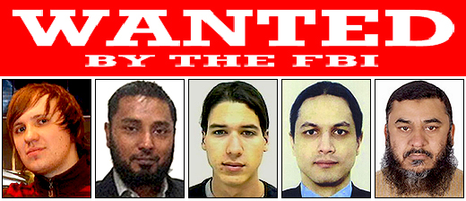 FBI's Cyber Most Wanted: Latest entries