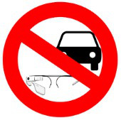 No Glass driving. Image courtesy of Shutterstock