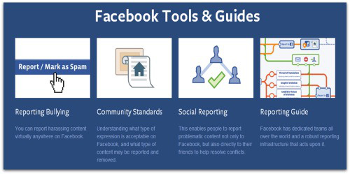 Facebook bullying prevention